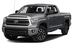 Instructions on how to install a tailgate seal with taperseal® on Toyota Tundra